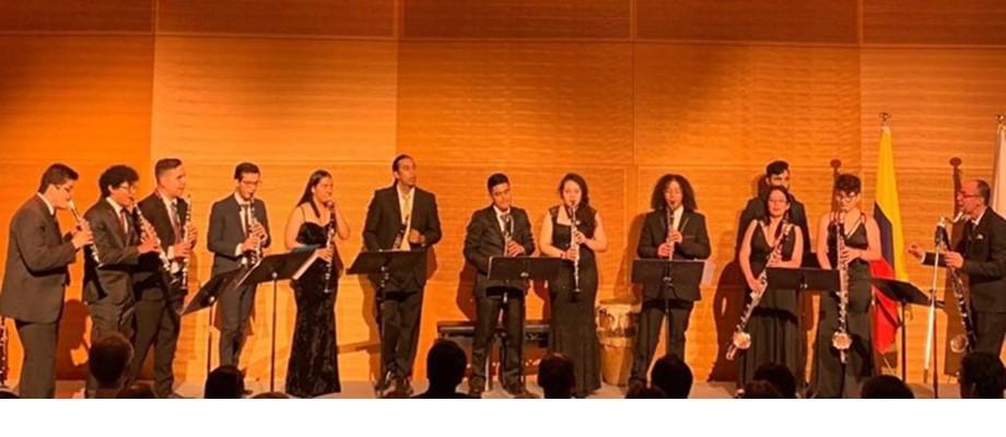 Embajada de Colombia en Japón conmemora el Bicentenario de la Independencia con exitoso concierto